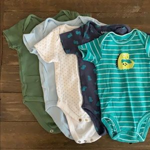 Other - Lot 5 Size 6M Onesies
